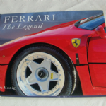 Ferrari The Legend , Mark Konig 2004 Hardback Book
